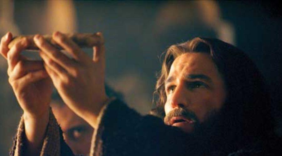 """Escena de la película """"La Pasión de Cristo"""" - 2004"""