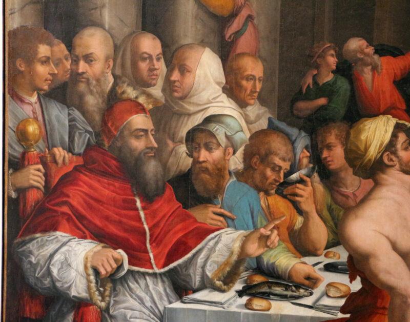 San Gregorio Magno y los pobres
