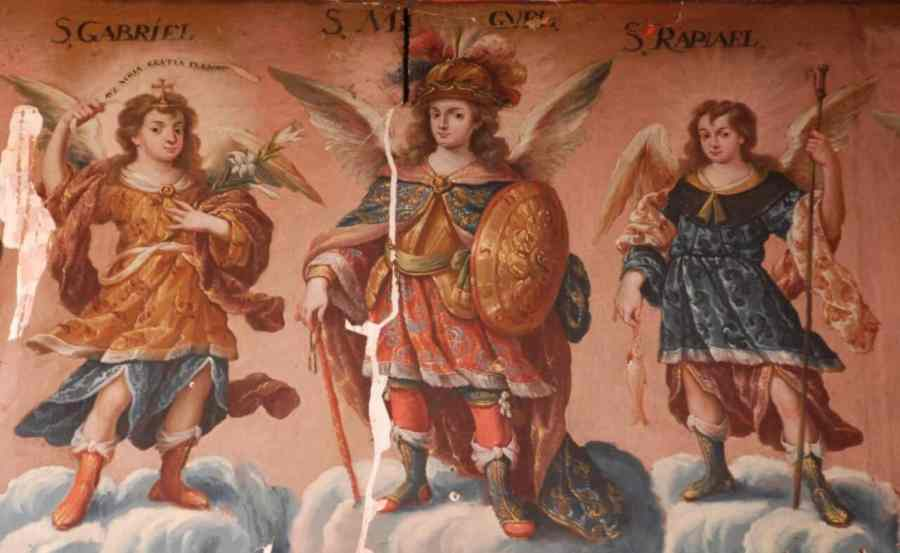 Tres Santos Arcángeles