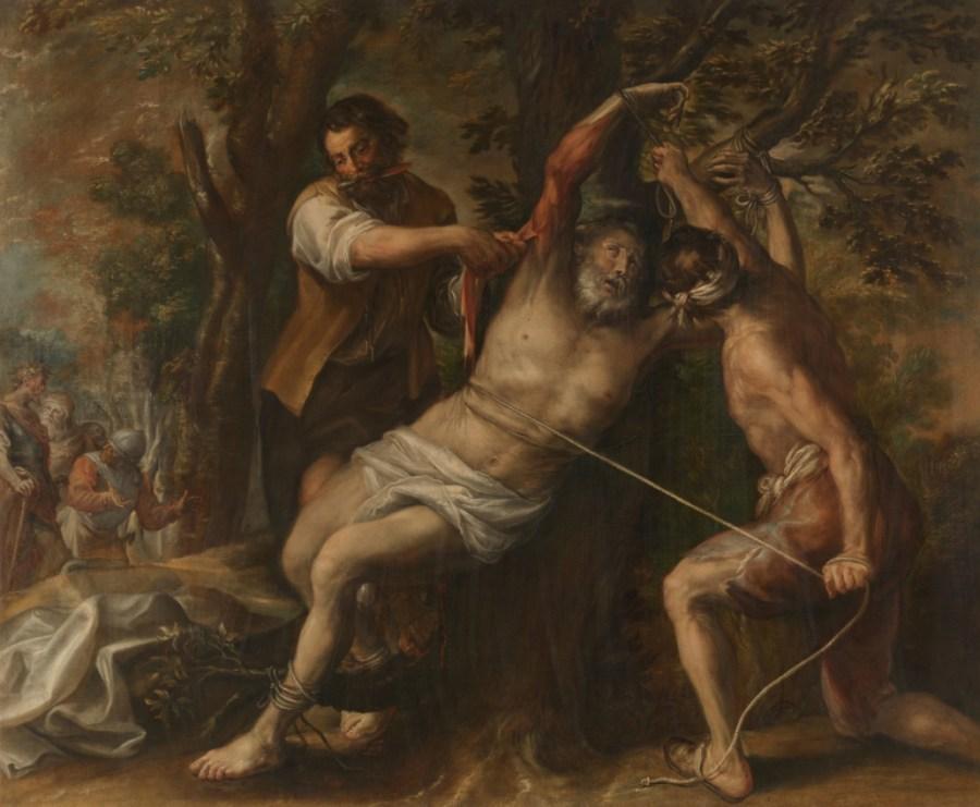 Martirio de San Bartolome