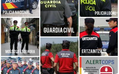 [:nl]De politie in Spanje, nuttige informatie[:]