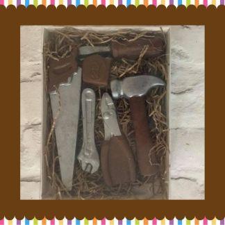 Chocolate Tool Box