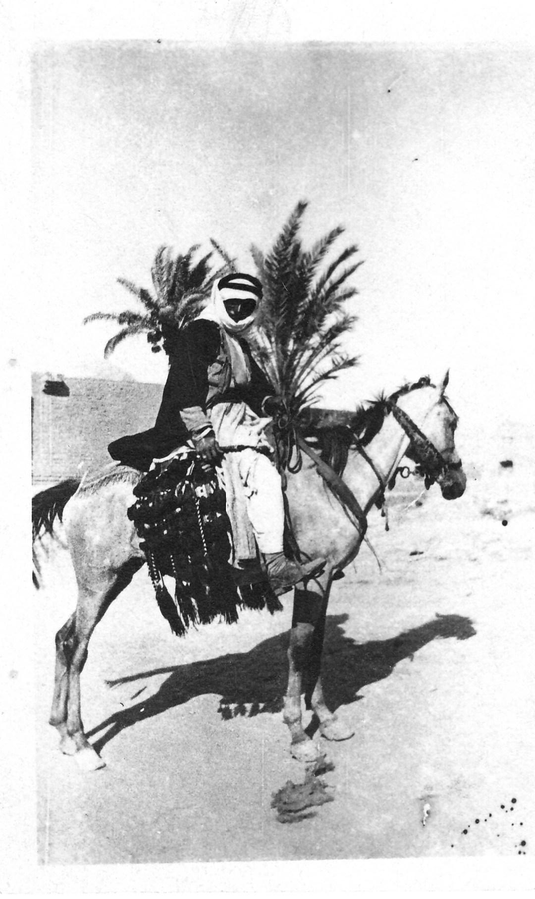 An Arab Chief