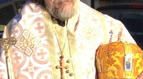 ROSEA - CHIESA ORTODOSSA ITALIANA - SUA BEATITUDINE ALESSANDRO MELUZZI ARCIVESCOVO DELLA CHIESA ORTODOSSA ITALIANA