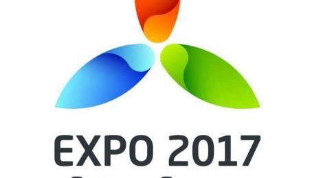 ROZ = ASTANA EXPO 2017 = ROSALBA ŞA
