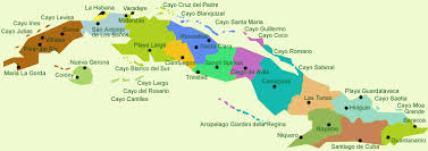 CUBA CARTINA