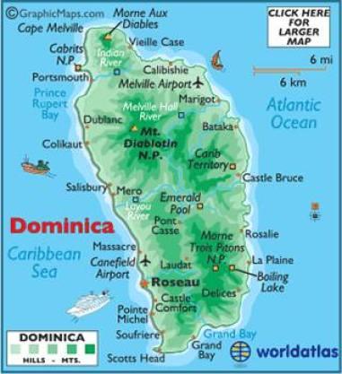 DOMINICA CARTINA