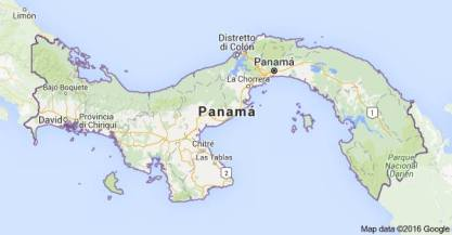 PANAMA CARTINA