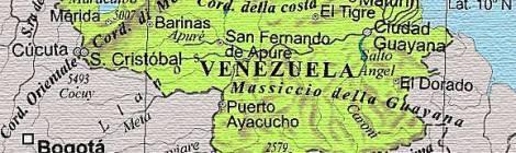 「バラ色 & 世界は今 ' ベネズエラ「ロザルバ セッラ