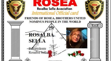 ROSEA = VUOI PARLARE CON  ROSEA?  SCRIVI DIRETTAMENTE QUI SOTTO = ROSALBA SELLA