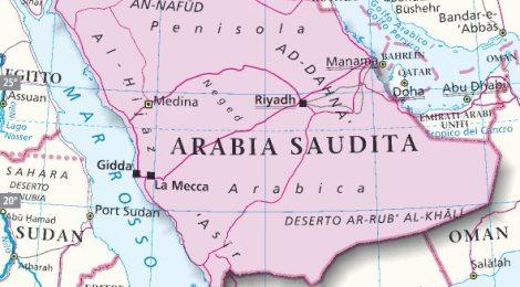 "DIPARTIMENTO ROSEA ""ROSEA & WORLD AGORA' ARABIA SAUDITA "" ROSALBA SELLA"