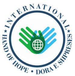 ROSEA =  ROSEA & FONDAZIONE HAND OF HOPE  - TERREMOTO  ALBANIA = ROSALBA SELLA