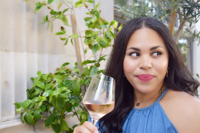 Pairing Rosé with Chambray
