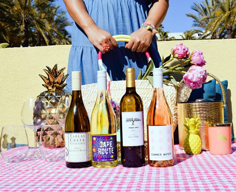 4 Wines You Need To Try This Summer