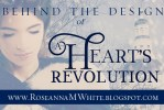 Book Cover Design ~ A Heart's Revolution
