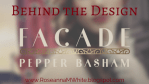 Book Cover Design - Façade by Pepper Basham