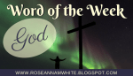 Word of the Week - God