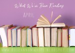What We've Been Reading - April 2019