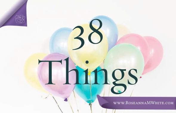 38 Things
