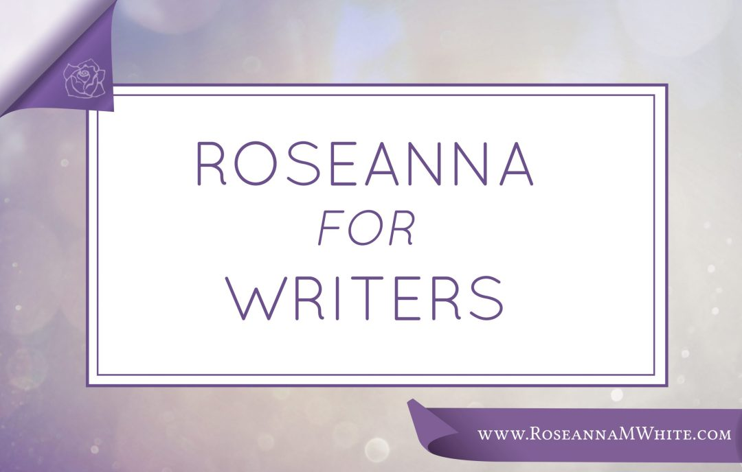 Roseanna for Writers, Coming Soon!