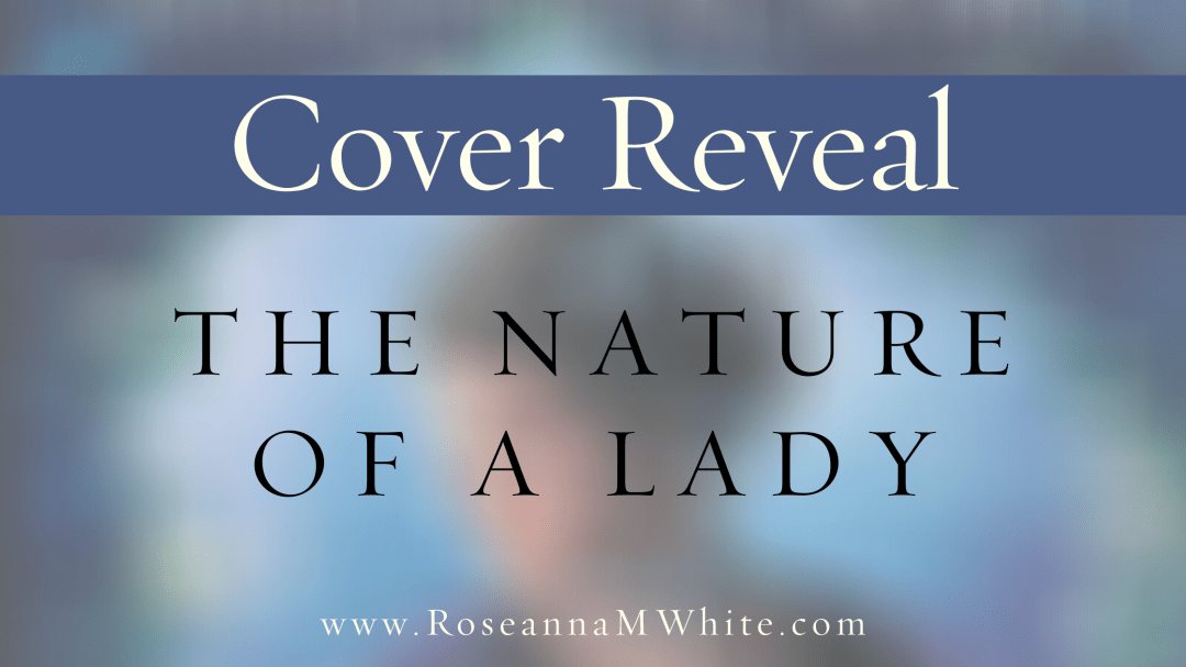 Cover Reveal for The Nature of a Lady