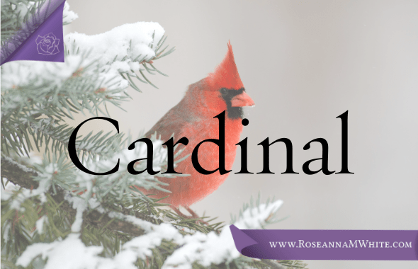 Word of the Week – Cardinal