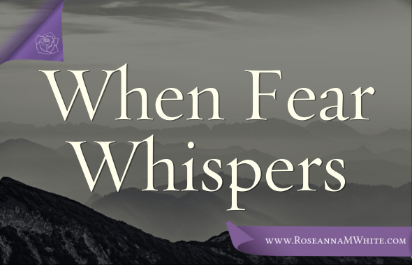 When Fear Whispers