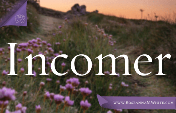 Word of the Week – Incomer