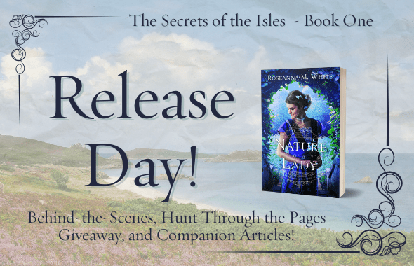 Giveaway – The Nature of a Lady Release Day!