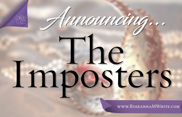 Announcing My Next Series ~ The Imposters