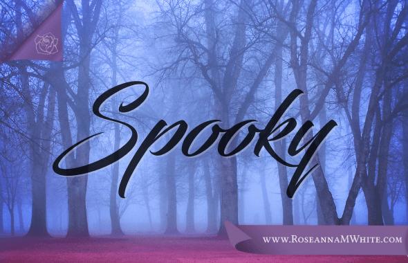 Word of the Week – Spooky