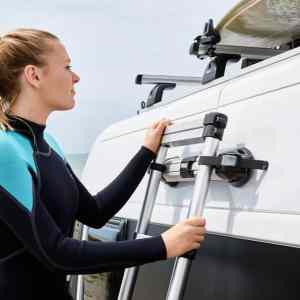 Thule Ladder 9 step & Magnetic Fixation Kit