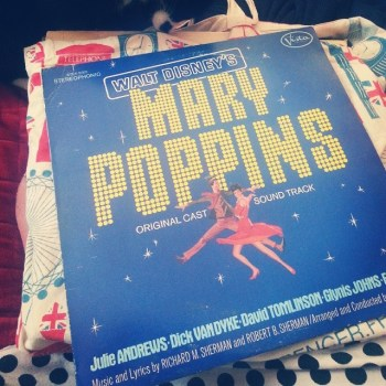 disque mary poppins