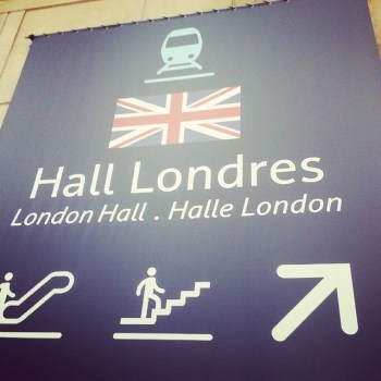 hall londres