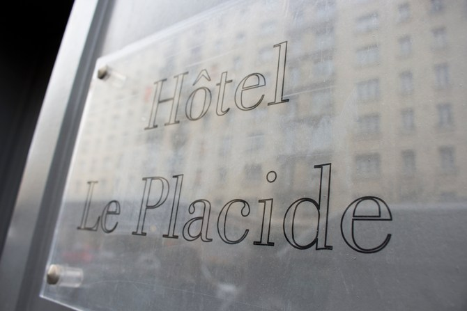 hotel placide - accueil