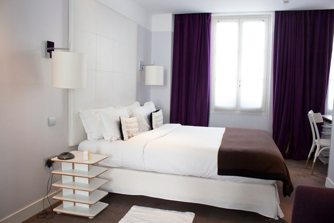 hotel placide - suite junior