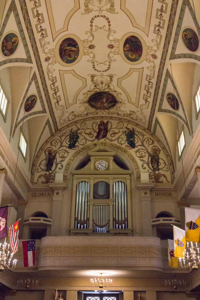 New Orleans - St. Louis Cathedral | https://www.roseclearfield.com