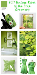 2017 Pantone Color of the Year Greenery | https://www.roseclearfield.com