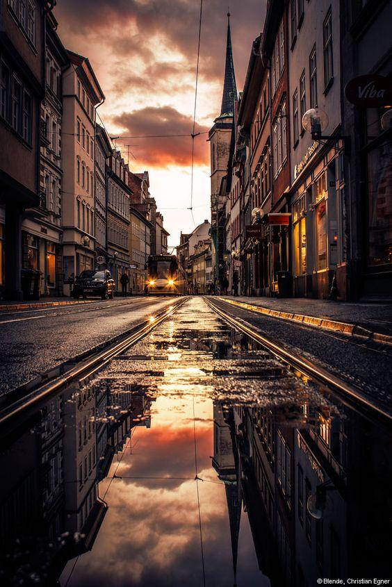 Fototipp Schlechtes Wetter Stimmungsvolle Impressionen Fotografieren in der Praxis | http://www.roseclearfield.com