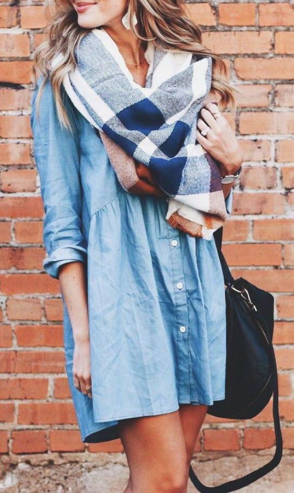Casual Spring Fashion Inspiration 2 | http://www.roseclearfield.com