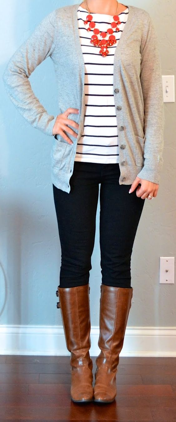 Casual Spring Fashion Inspiration 5 | http://www.roseclearfield.com