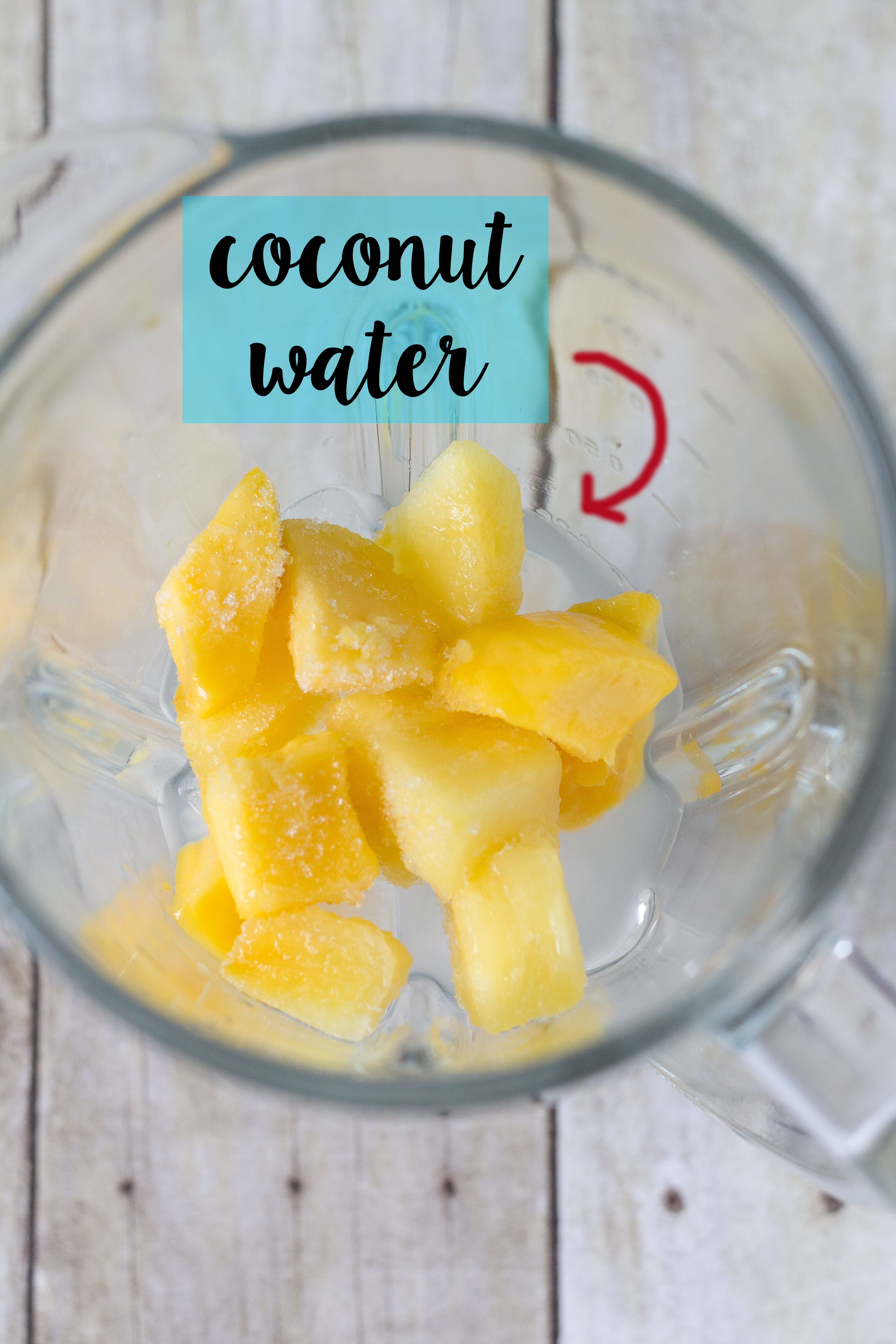 Pineapple Mango Coconut Smoothie   http://www.roseclearfield.com