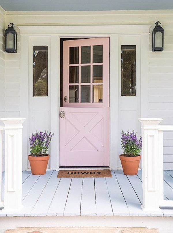 Millennial Pink Inspiration via One Kings Lane | http://www.roseclearfield.com
