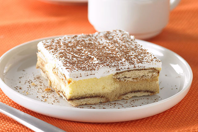 Fourth of July Recipe Ideas - Tiramisu Cheesecake via Kraft Recipes | http://www.roseclearfield.com