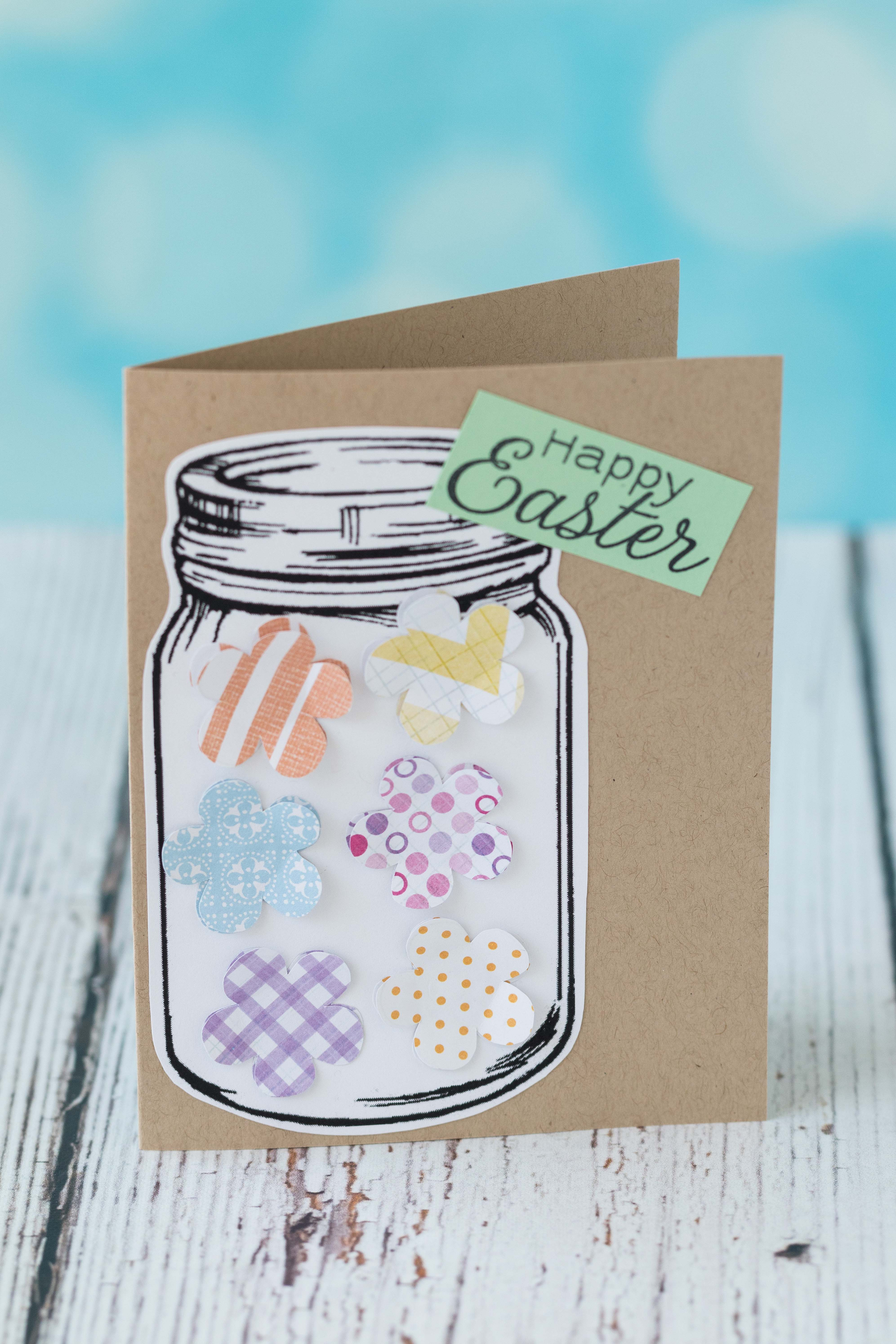 10 Simple DIY Easter Cards | https://www.roseclearfield.com