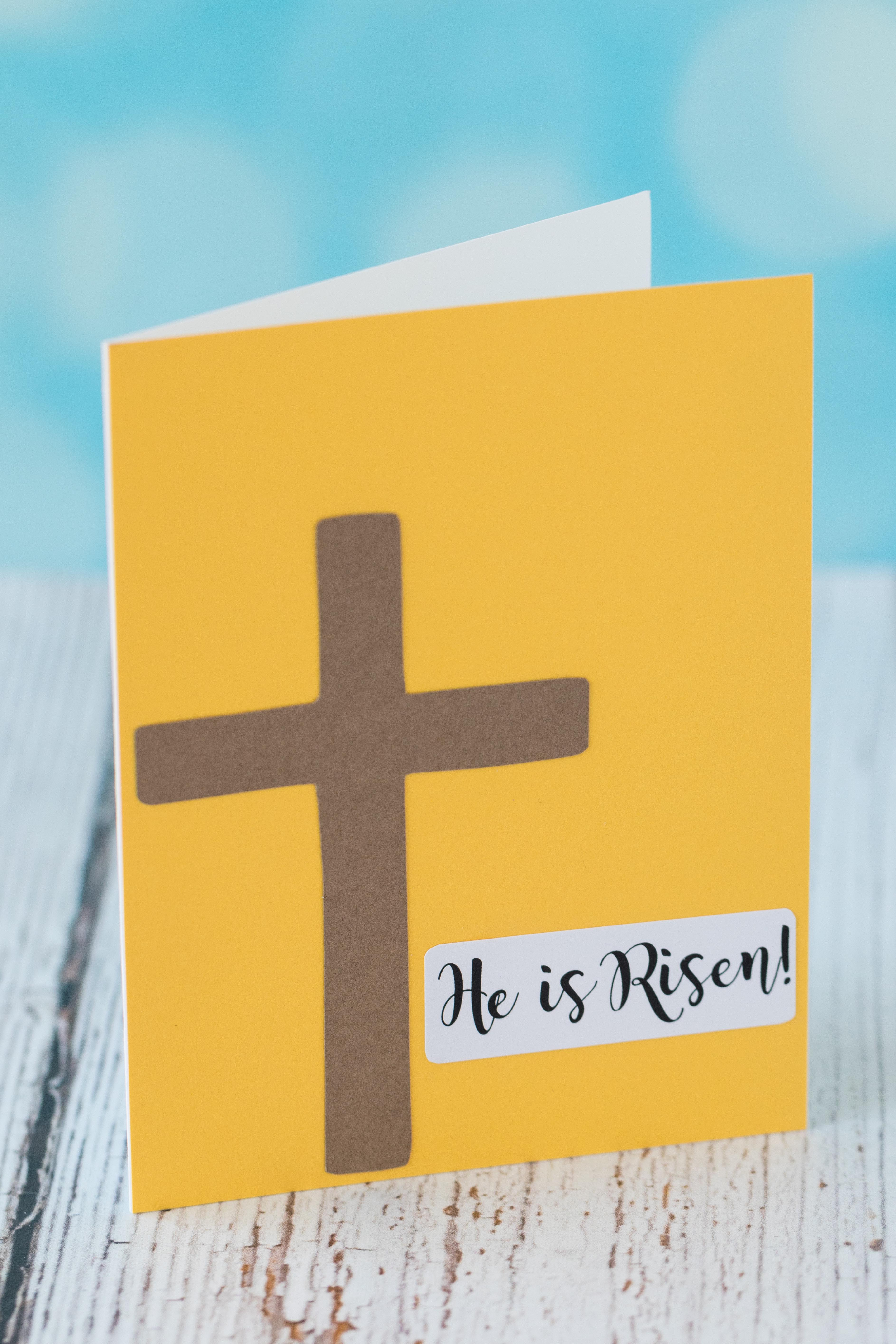 10 Simple Diy Easter Cards Rose Clearfield