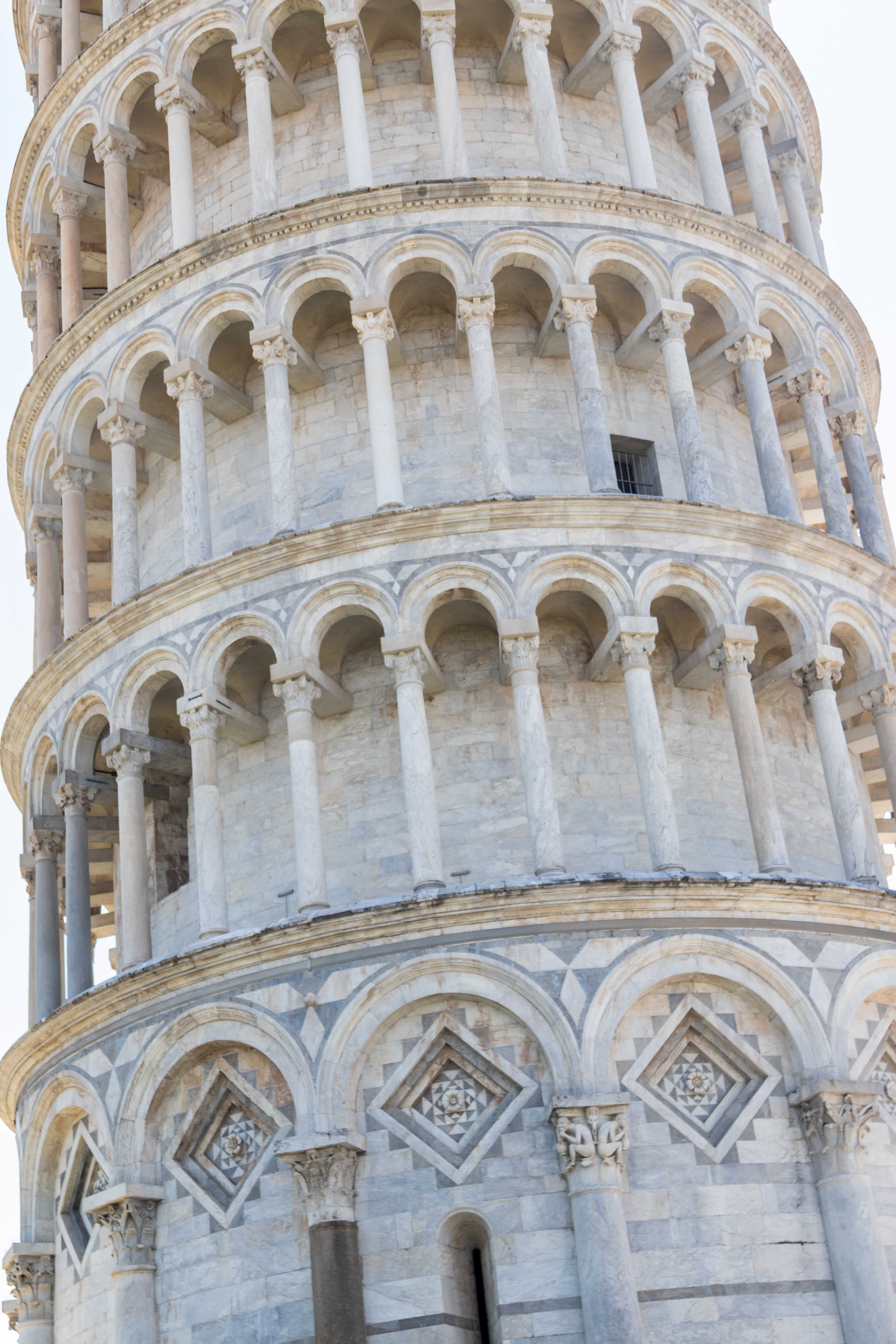Mediterranean Cruise - Pisa, Italy | http://www.roseclearfield.com
