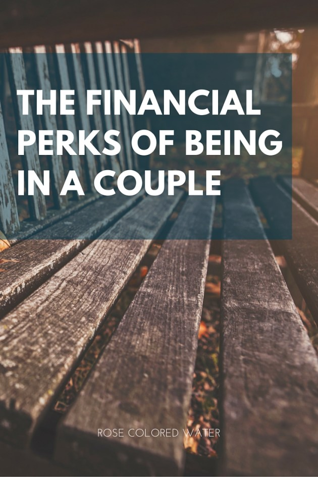 Financial Perks of Being in a Couple