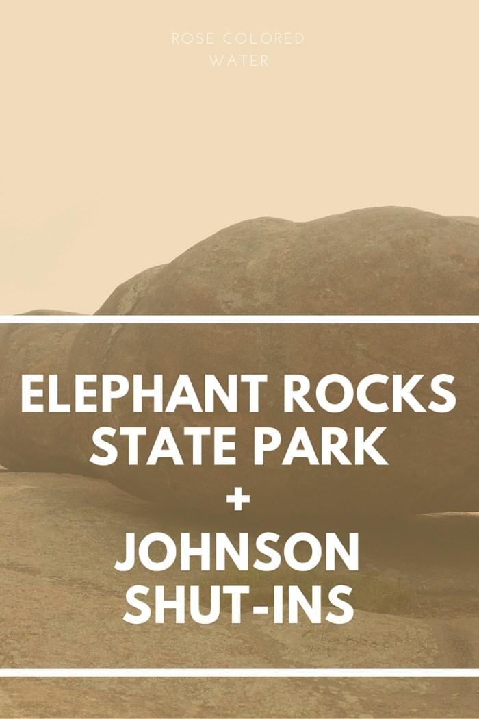 Elephant Rocks State Park and Johnson Shut Ins | Missouri