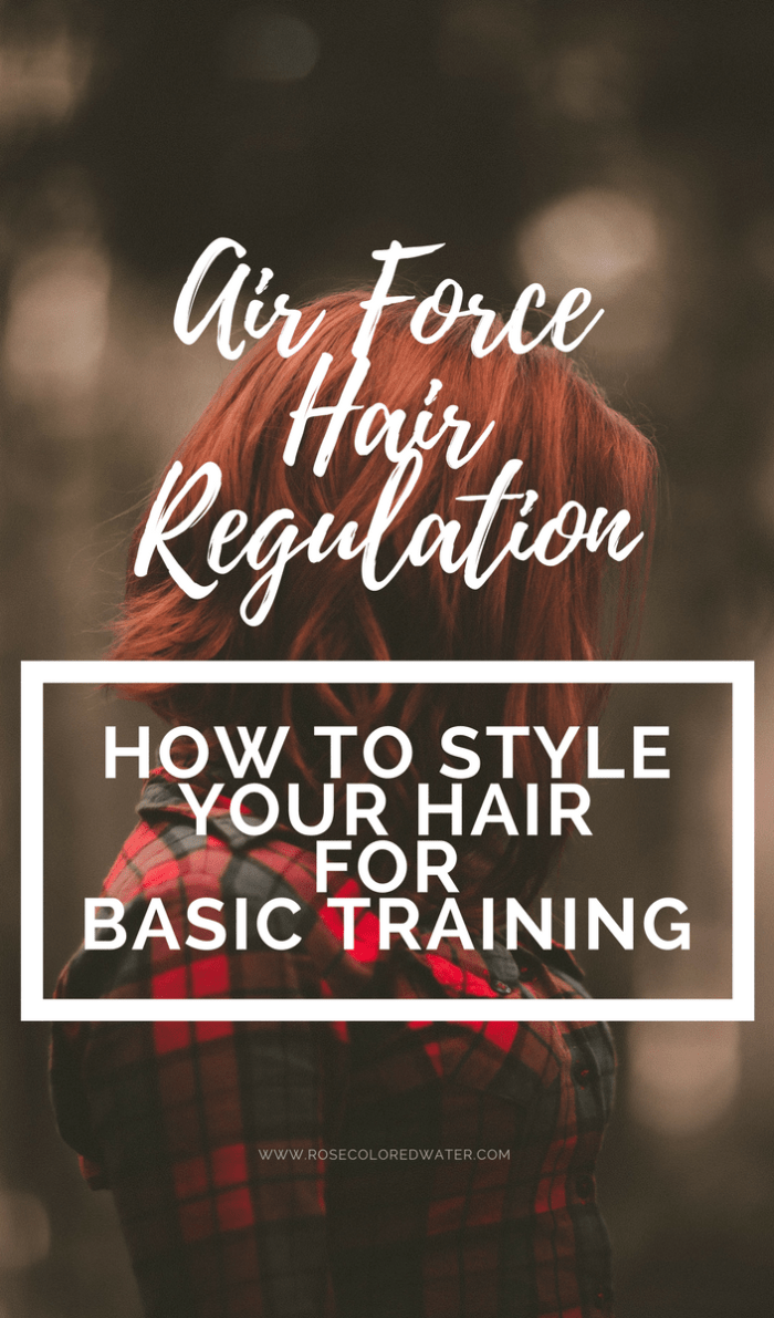 Air Force Hair Regulation Females